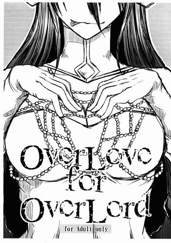overlove for overlord cover