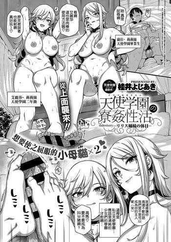 amatsuka gakuen no ryoukan seikatsu sidestory cover