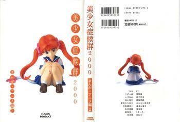 bishoujo shoukougun 2000 manga anime hen 2 cover