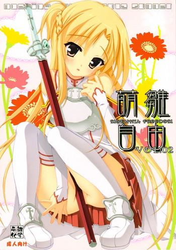 moehina jiyuu vol 02 cover
