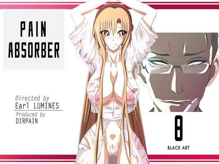 pain absorber 8 cover